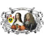 Boguslavas Radvila and Ona Marija Radvilaitė