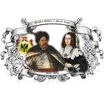 Jonušas Radvila ir Marija Lupul
