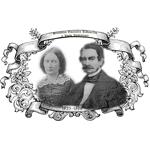 Benediktas Emanuelis Tiškevičius ir Vanda Vankevič