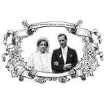 Vladislovas Tiškevičius and Eleonora Marija Radvilaitė
