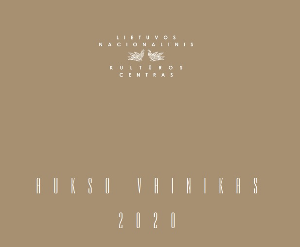 """Virtuali paroda """"Aukso vainikas 2020"""""""