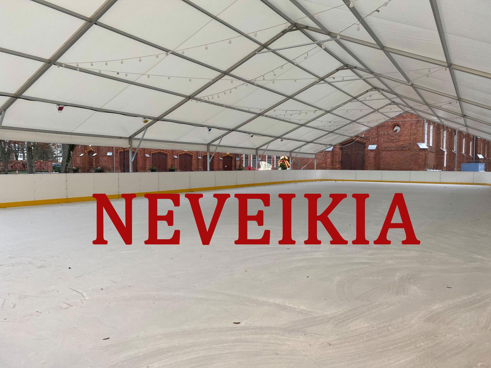 Stabdoma čiuožyklos veikla!